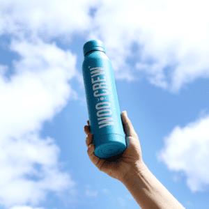 woo crew water bottle